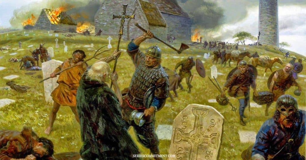 Why Did The Viking Age Start