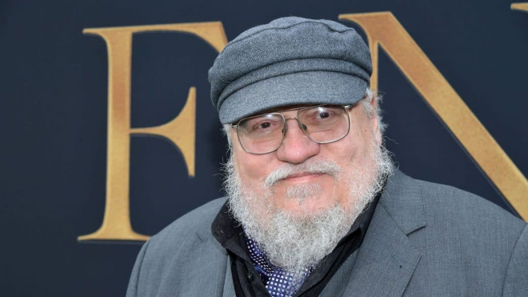 George R.R. Martin Says He's Bummed 'Game of Thrones' Went Past His Books
