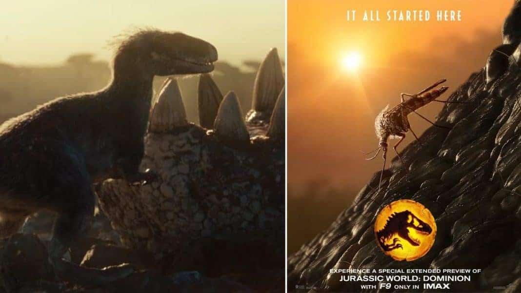 Jurassic World 3 Teaser Trailer revealed