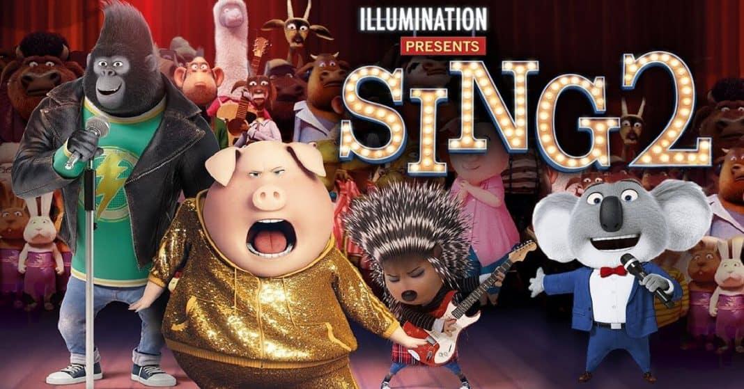 Sing 2 Trailer Reveals a Louder