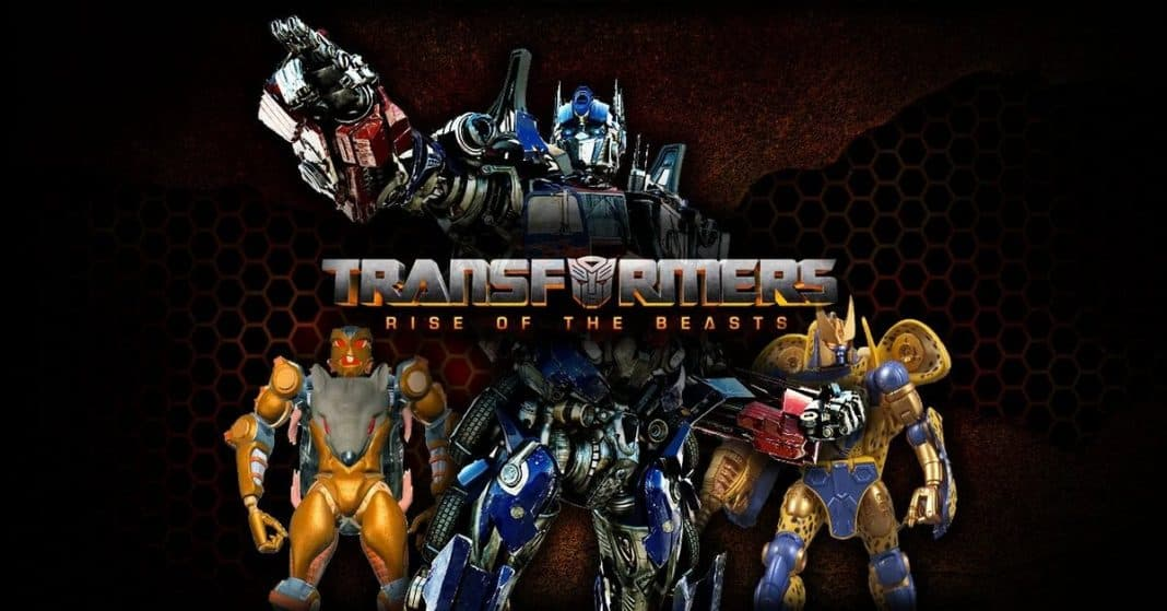 Transformers 7- Rise of the Beasts and Everything We Learned About the New Movie