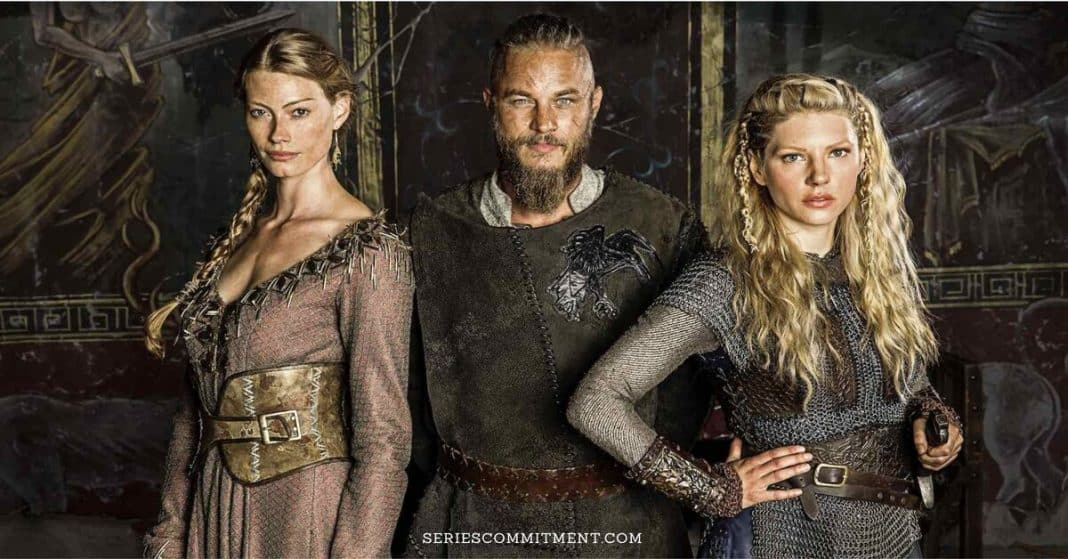 Vikings Valhalla first look at Netflix's sequel