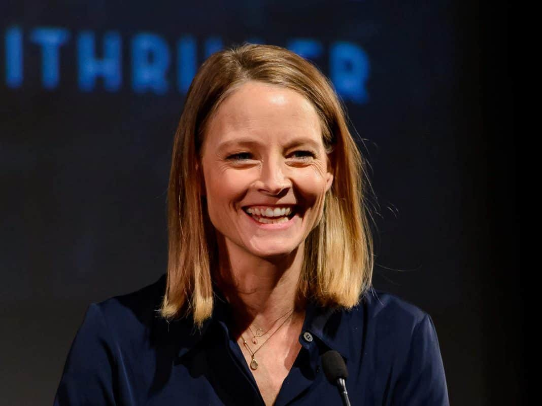 Jodie Foster To Receive Honorary Palme d'Or