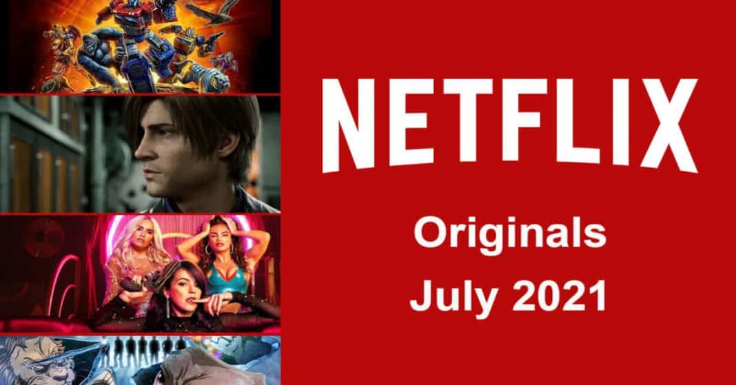 What's New Coming to Netflix in July 2021