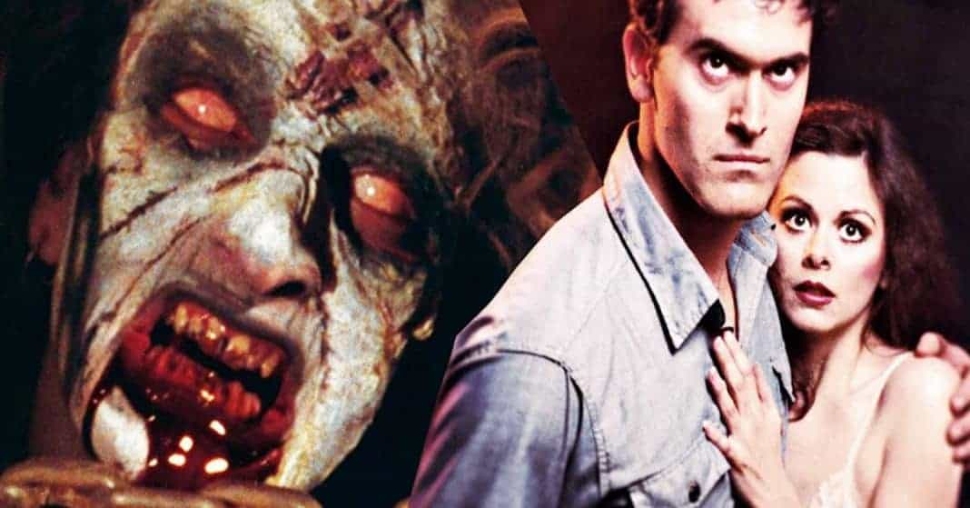 The Evil Dead Returning to Theaters 40th Anniversary